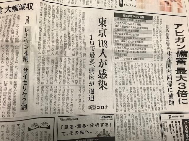 日経新聞R2.4.5